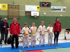 Judo-Kids-Turnier der U:12 in Radeberg